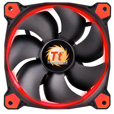Riing 14 High Static Pressure LED Radiator Fan