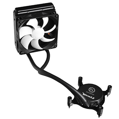 Thermaltake Water 3.0 Performer C with Low noise Cable (LNC)