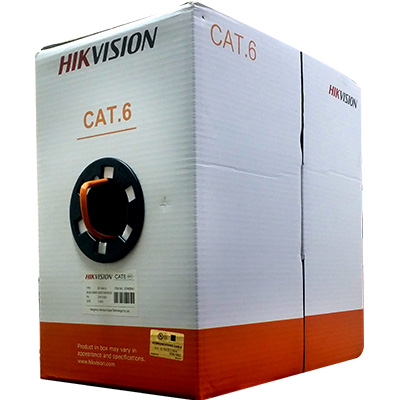 HIKVISION Cat6 Cable