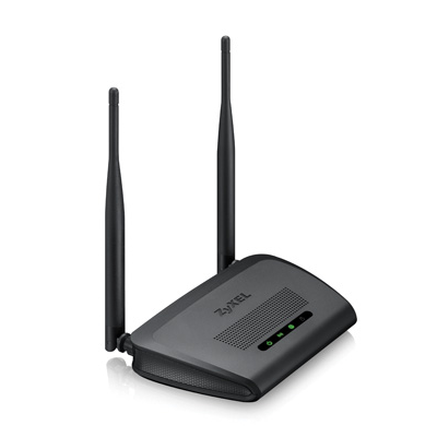NBG-418N v2 - Wireless N300 Home Router